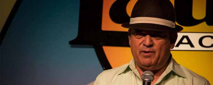 Paul Rodriguez on the lack of Latinos on television