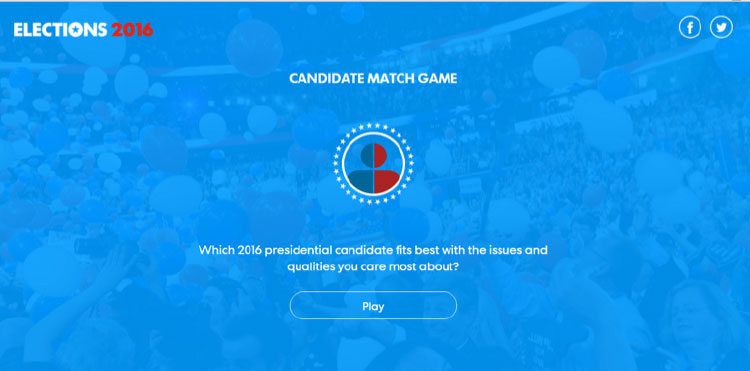 5 Quizzes That Will Help You Vote in  2016