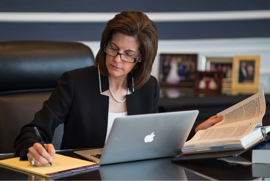 Getting to Know Catherine Cortez Masto