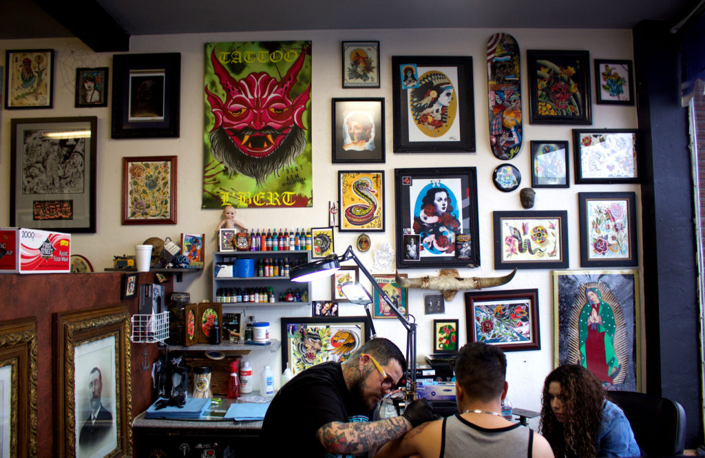 How Reno Tattoo Artist Albert Rivas Found his Path