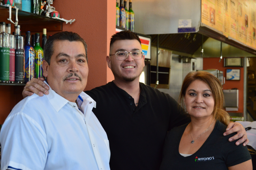 Meet the family behind Antonio's Mexican Grill