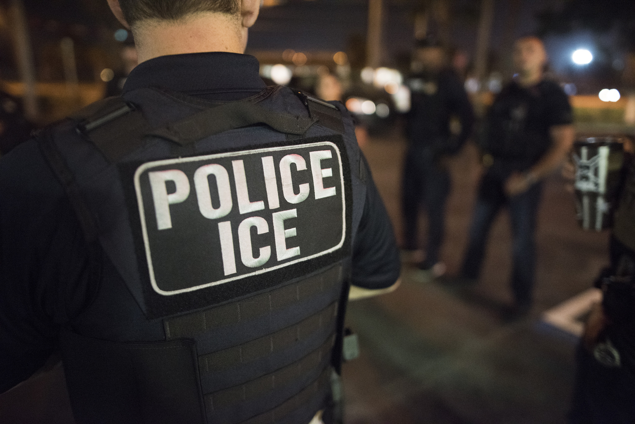 Police ICE