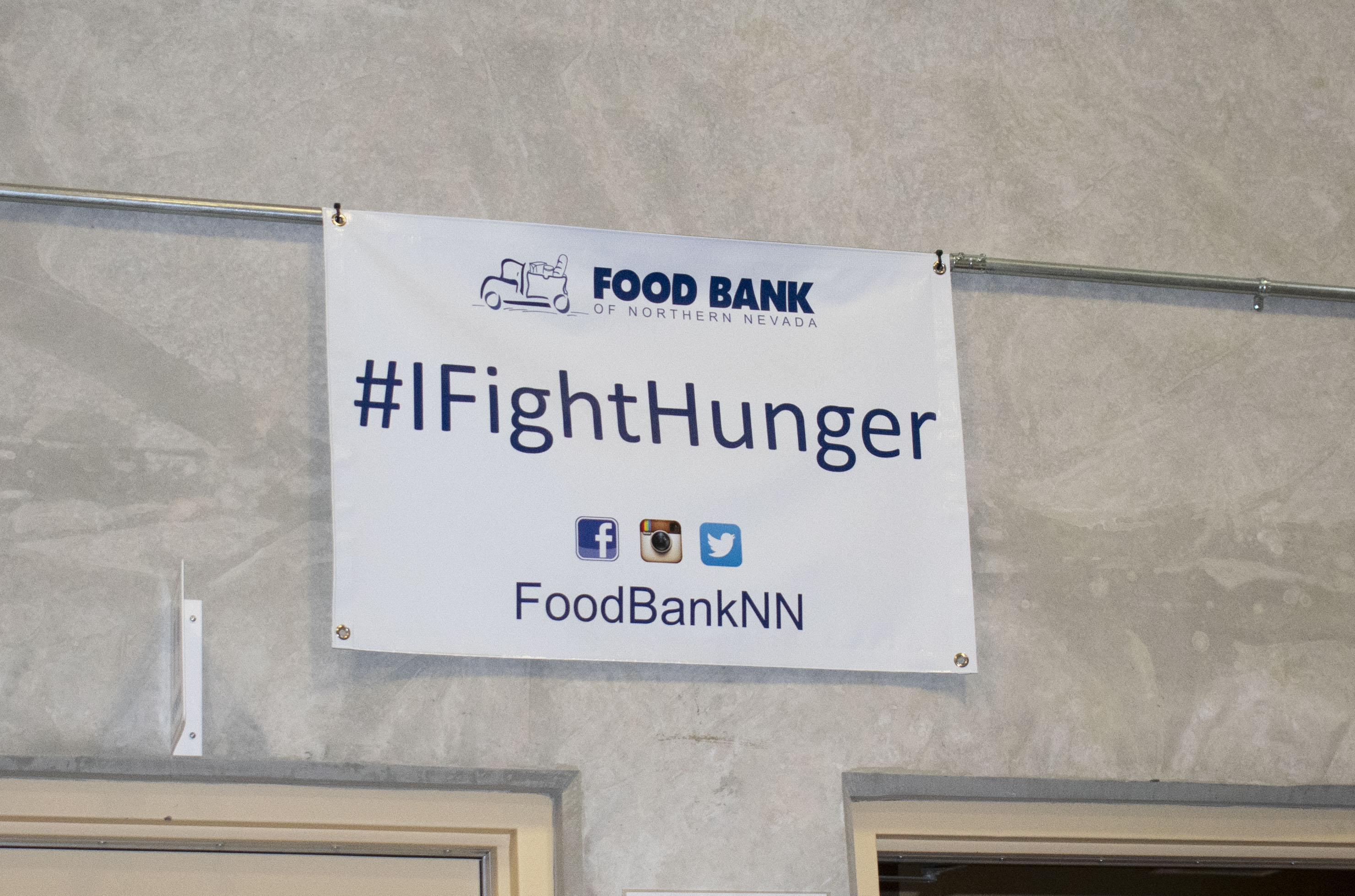 Food Bank of Northern Nevada Social Media