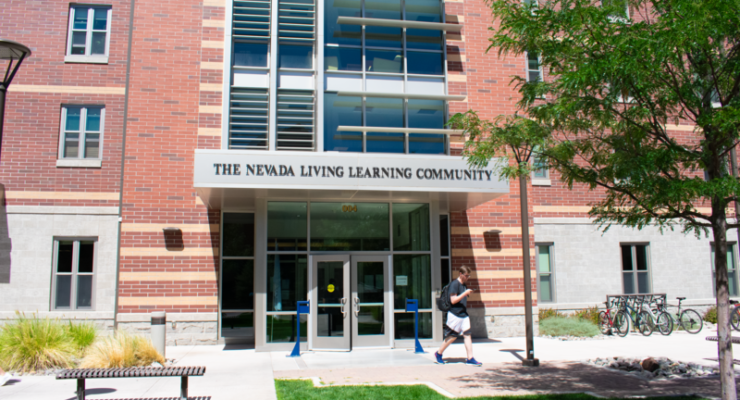 UNR Adds Latinx, LGBTQ+ Dorm Wings