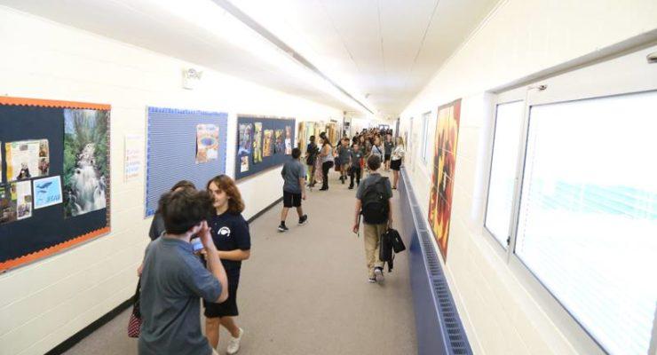 Washoe-school-hallway