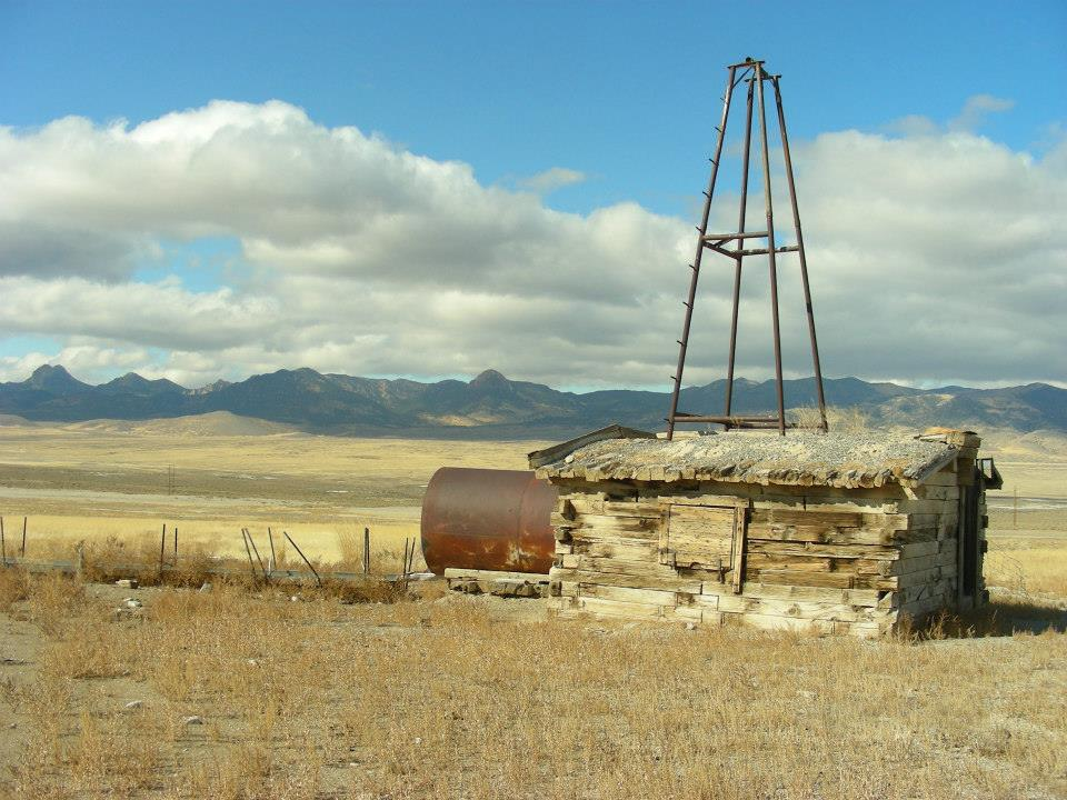 Image of farmland in Nevada